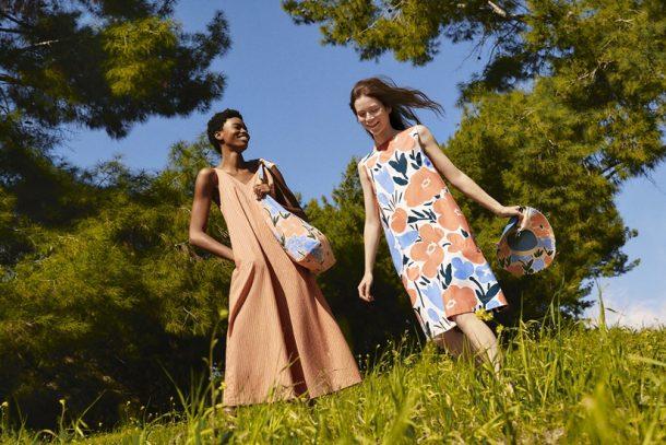 UNIQLO 與 Marimekko 再度攜手,以繽紛印花點綴今個愉悅仲夏!