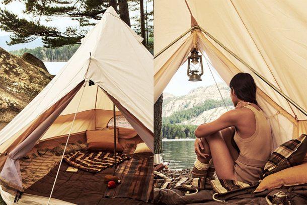 Zara Home 推出首個戶外用品系列,時尚山系旅人必須入手!