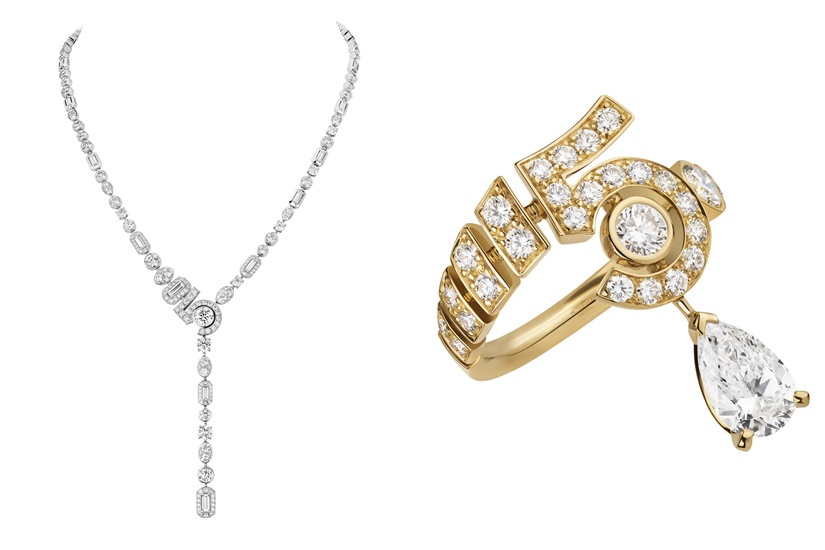 CHANEL N°5 頂級珠寶系列