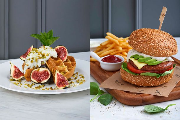 素食新選擇!agnès b. CAFÉ 旗艦店推出法式清新素食