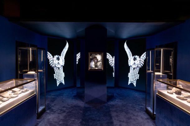 Tiffany & Co. 帶來 Blue Book Colors of Nature 高級珠寶系列展覽,逾 80 克拉「帝國鑽石」於香港首度亮相!
