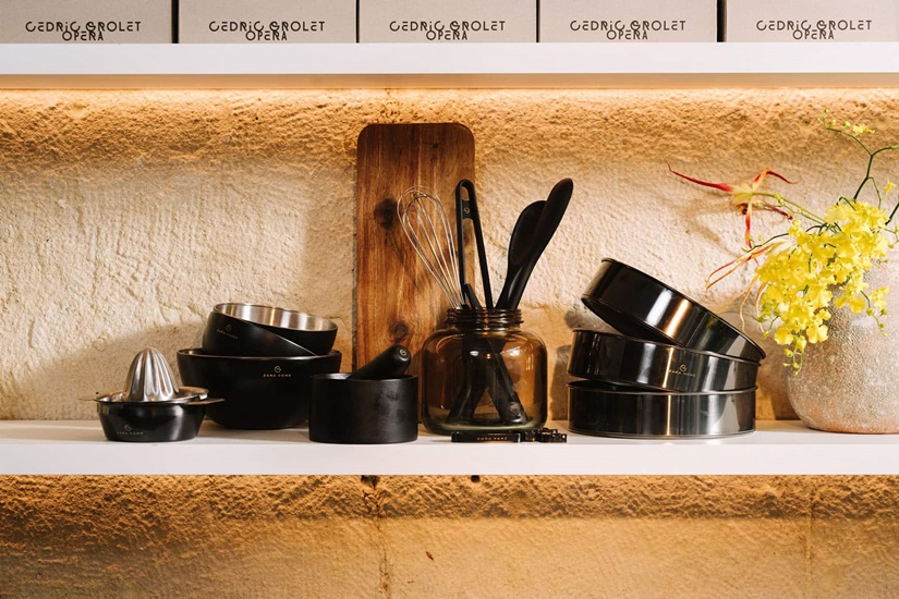 Zara Home_Cédric Grolet_ Pastry Tools