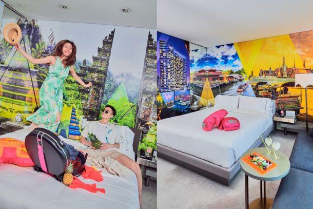 留港也可「環遊世界」!香港 W 酒店推「漫遊 W」Staycation 讓你到各地景點盡情打卡!