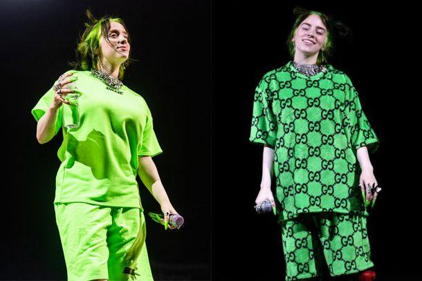 Billie Eilish 最愛用色,盤點 Gen Z Green 時尚單品