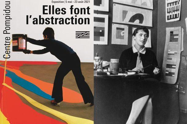 獲 La Prairie 加持!巴黎龐比度中心帶來向女性藝術家致敬的《Women in abstraction》展覽