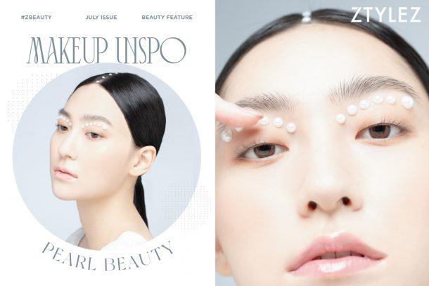 【#ZBeauty】MAKEUP INSPO – Pearl Beauty