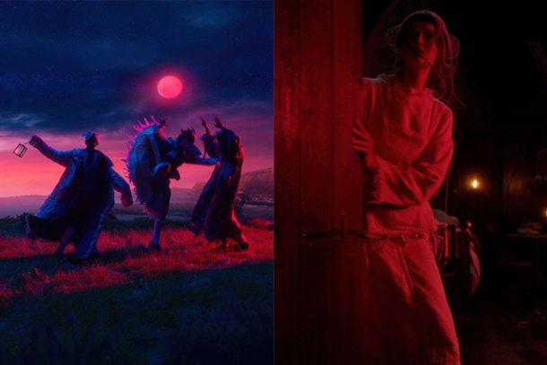 Maison Margiela 'Artisanal' 2021 秋季高訂系列:暗黑詭異美學