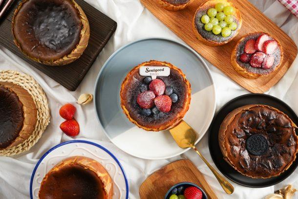 人氣網店 Soulgood Bakery 進駐 K11 MUSEA,更首創 CBD 巴斯克芝士蛋糕!
