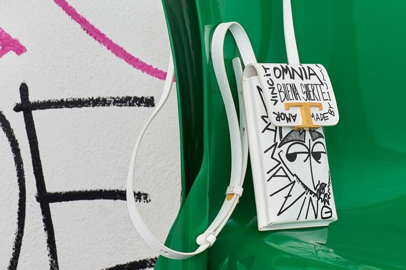 TOD'S_ Graffiti