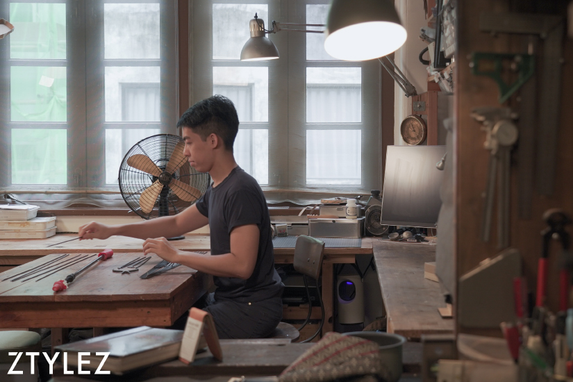 堆填區中找尋品味生活 –環保設計師 Kevin Cheung