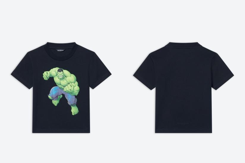 Balenciaga Hulk