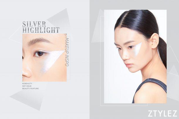 【#ZBeauty】BEAUTY INSPO – Silver Highlight
