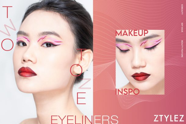 【#ZBeauty】BEAUTY INSPO – Two Tone Eyeliners