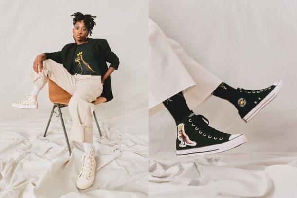 Jean-Michel Basquiat 經典塗鴉變身 Converse 型格鞋款!