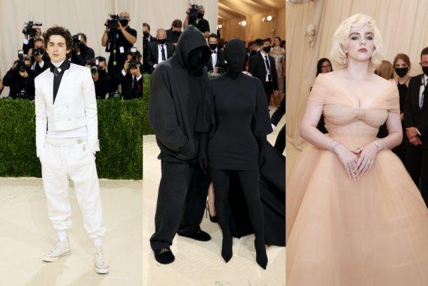 年度盛事「時尚奧斯卡」MET Gala 回歸,紅地毯焦點造型大回顧