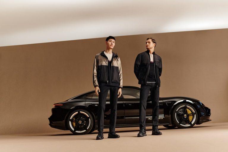 Porsche X BOSS FW 2021