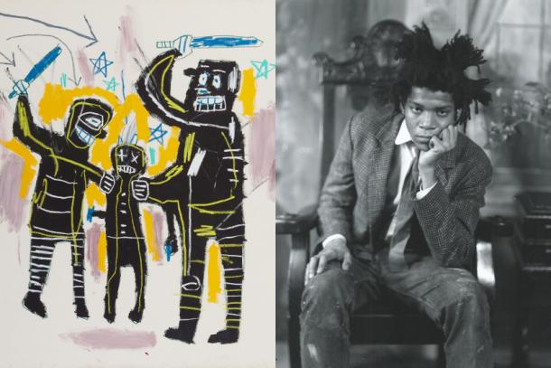 塗鴉大師 Jean-Michel Basquiat 個展明年於紐約亮相!由其家人親自策展,呈獻 200 件珍罕藝術藏品!